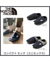 ●THE NORTH FACE コンパクト モック 内履き ユニセックス