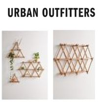 ☆Urban Outfitters☆ ウォールシェルフ
