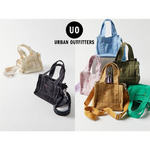 Urban Outfitters(アーバンアウトフィッターズ) トートバッグ 【Urban Outfitters】BDG ミニ キャンバス トートバッグ