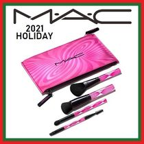 MAC★ホリデー限定★WAVE YOUR WAND BRUSH KIT ブラシキット 4本