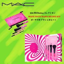 ★M.A.C★ホリデー限定商品★ブラシ4本セット