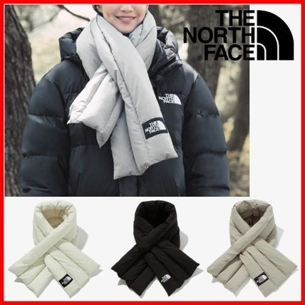 ◆THE NORTH FACE◆T-BALL WIDE MUFFLER ダウン◆正規品◆