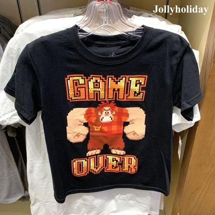 US Disney Parks限定☆キッズ用 ラルフ Game Over Tシャツ