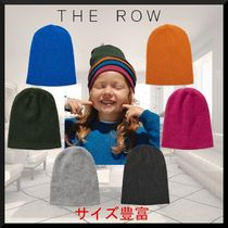 The Row(ザ・ロウ) 帽子 The Row ★Elfie Hat in Cashmere★カシミヤハット