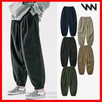WV PROJECT★Lowky(FW) Banding Jogger Pants - JJLP7529 6色