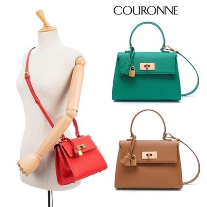 [COURONNE] Stephanie Classic M ★ トートバッグ(3色)