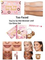 〈Too Faced 〉★2021ホリデー★ Bronzer and Lip Gloss Set