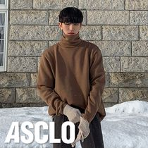 ASCLO(エジュクロ) Tシャツ・カットソー Perfect Turtle Knit (7color)