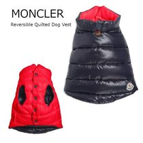 MONCLER(モンクレール) ペット(犬猫)服 【MONCLER】Reversible Quilted Vest★リバーシブルドッグベスト