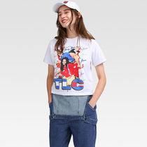 【TOMMY JEANS】MUSIC COLLECTION TLC クロップドTシャツ