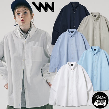WV PROJECT The over fit shirt NE4430