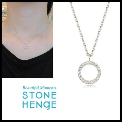 ☆STONE HENgE☆ ネックレス Silver Necklace