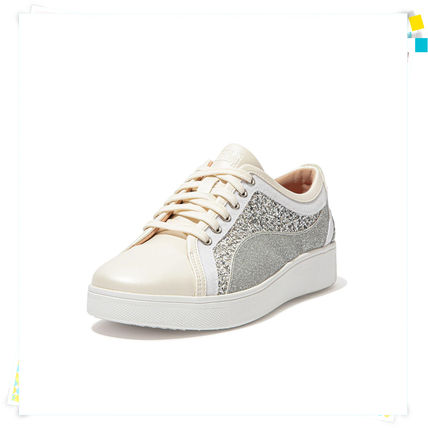 FitFlop フィットフロップ ☆ RALLY Ombre Glitters Sneakers