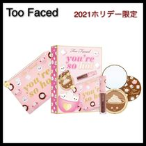 【Too Faced】ホリデー限定 リップグロス&ブロンザーセット