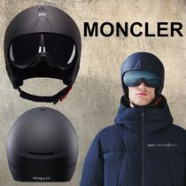 MONCLER(モンクレール) ウィンタースポーツその他 【安心!直営店購入】MONCLER GRENOBLE Kask スキーヘルメット