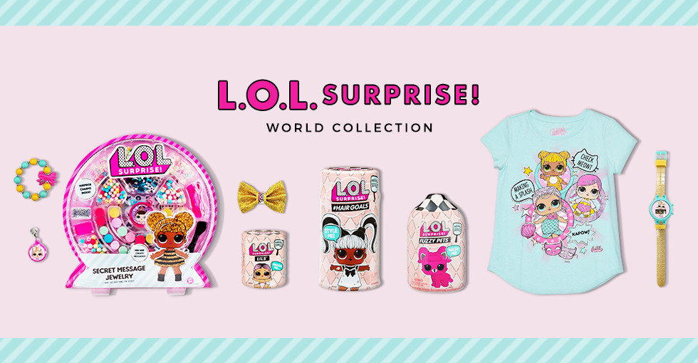 LOL Surprise! WORLD COLLECTION