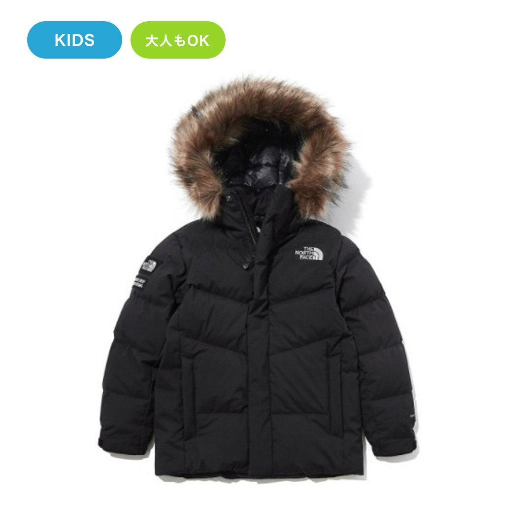SNOW DAY DOWN JACKET