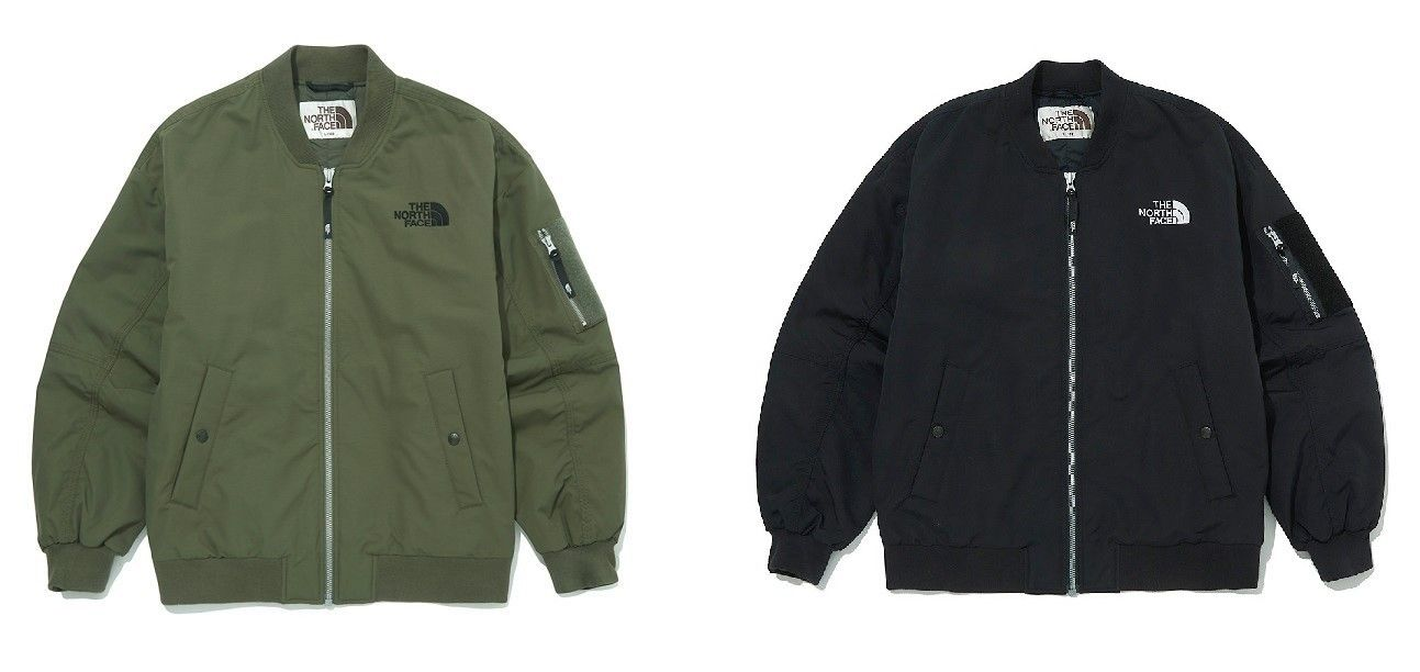 THE NORTH FACE ブルゾン_2