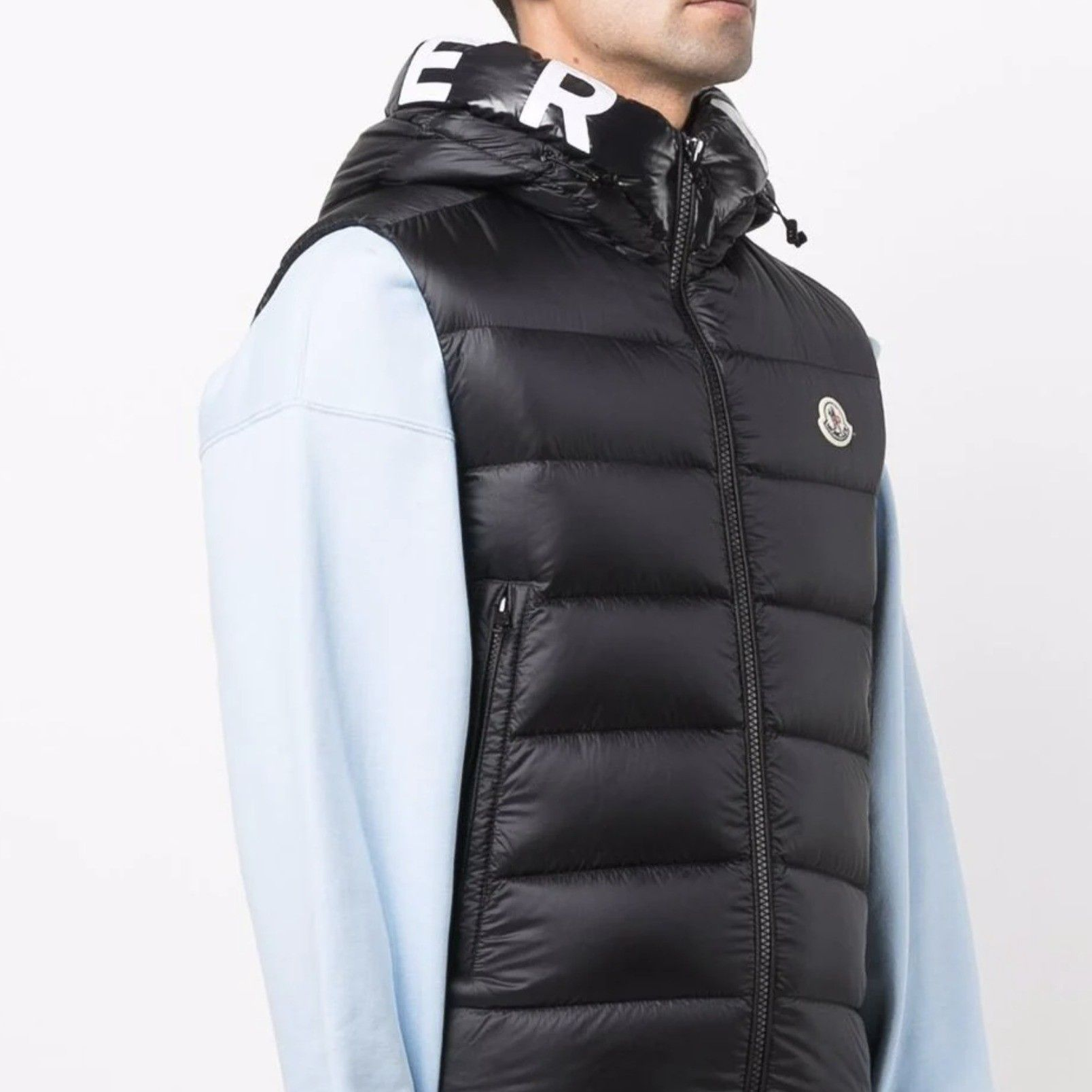 """【MONCLER(モンクレール)】ダウンベスト""""MONTREUIL""""_1"""