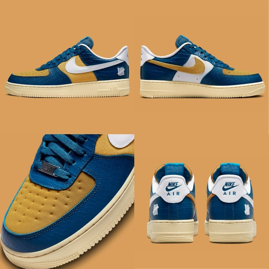 """Nike(ナイキ) × UNDEFEATED """"AIR FORCE 1(エアフォース1) LOW SP""""_2"""
