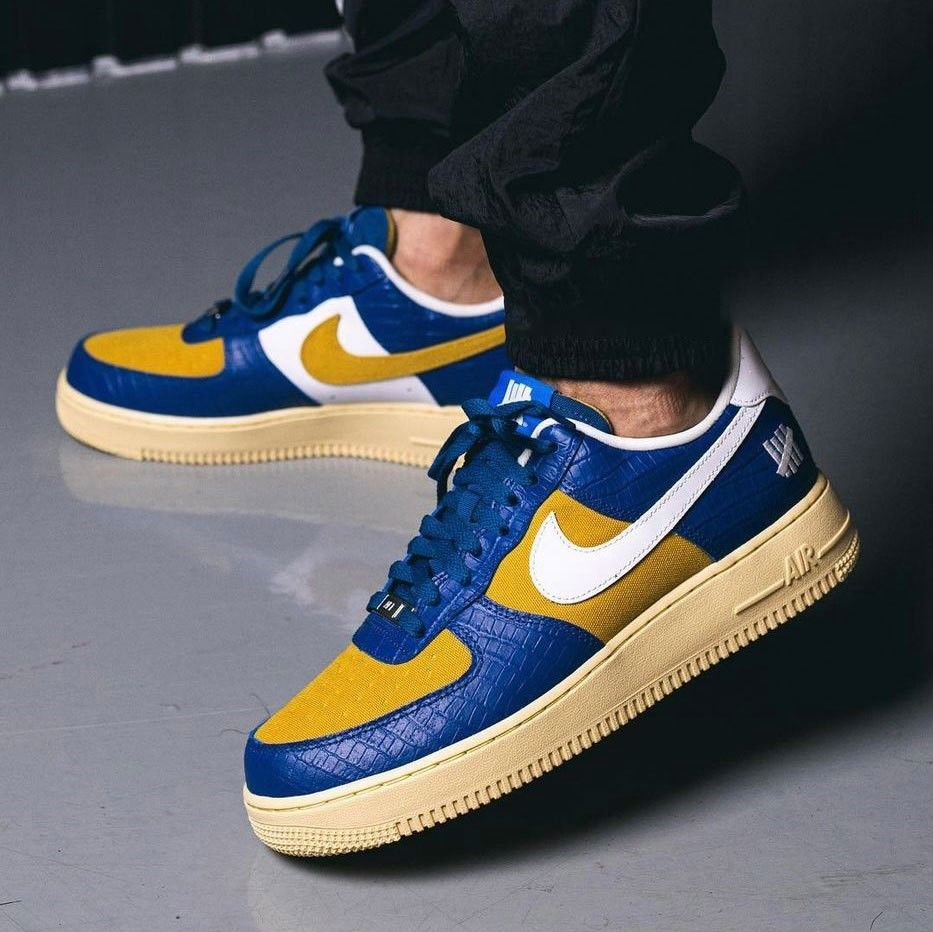 """Nike(ナイキ) × UNDEFEATED """"AIR FORCE 1(エアフォース1) LOW SP""""_1"""